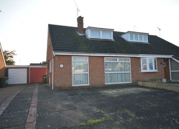 Thumbnail 2 bedroom bungalow for sale in Cherry Tree Close, Countesthorpe, Leicester