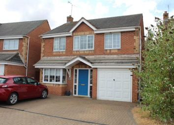Thumbnail 4 bed detached house for sale in Polar Star Close, Daventry, Northamptonshire, Na