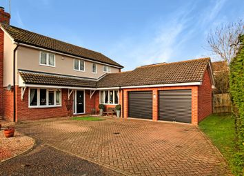 Thumbnail 4 bed detached house for sale in Chichester Way, Maldon