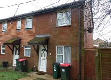 3 bed end terrace house to rent in St. Aubin Close, Crawley RH11