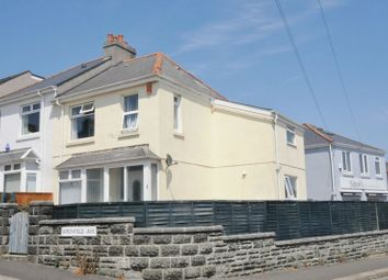 Thumbnail 3 bedroom end terrace house for sale in Birchfield Avenue, Beacon Park, Plymouth