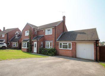 4 bed detached house for sale in The Pemberton, Broadmeadows, Alfreton DE55