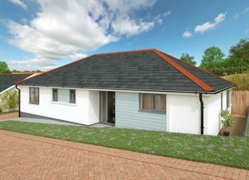 Thumbnail 3 bed bungalow for sale in Tremeadow Rise, Trewoon, St. Austell