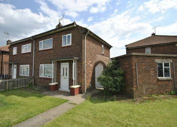 Thumbnail 2 bed semi-detached house to rent in Low Gate, Scawthorpe, Doncaster