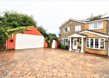 4 bed detached house for sale in Wensleydale Close, Forest Town, Mansfield NG19