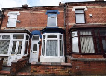 Thumbnail 2 bedroom terraced house for sale in Campbell Terrace, Birches Head, Stoke-On-Trent