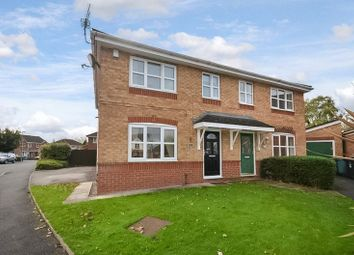 Thumbnail 3 bed semi-detached house for sale in 53 Pasturegreen Way, Manchester