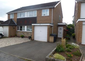 Thumbnail 3 bed semi-detached house to rent in Winchester Close, Hagley, Stourbridge