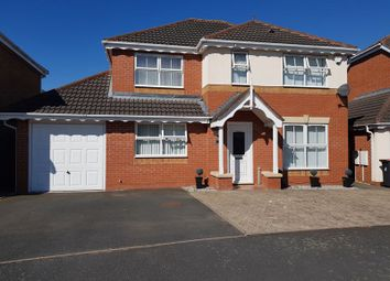 Thumbnail 4 bed detached house to rent in Castle Acre Road, Leegomery, Telford