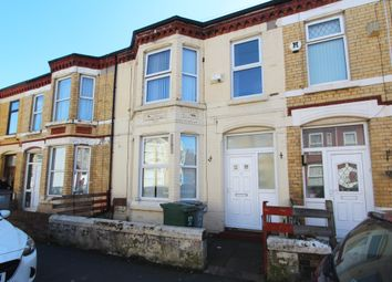 Thumbnail 3 bed terraced house to rent in Kenilworth Road, Wallasey
