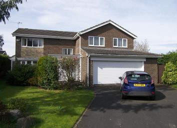 Thumbnail 4 bedroom detached house for sale in Meadowvale, Ponteland, Newcastle Upon Tyne