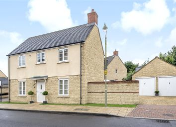 Oakdale Road, Witney OX28. 4 bed detached house for sale