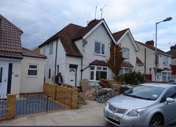 Thumbnail 3 bed semi-detached house to rent in Millfield Road, Luton