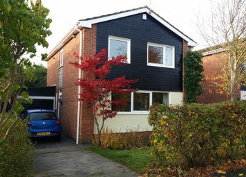 Thumbnail 4 bedroom detached house for sale in Staining Rise, Blackpool, Lancashire