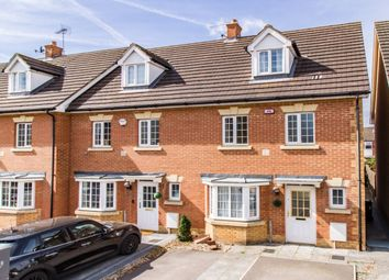Thumbnail 4 bed terraced house for sale in Genas Close, Ilford
