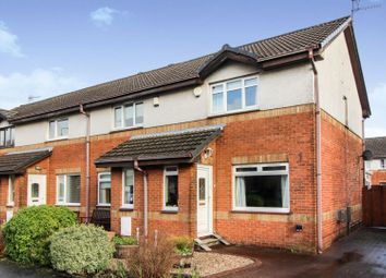 Thumbnail 2 bed end terrace house for sale in Duntreath Drive, Glasgow