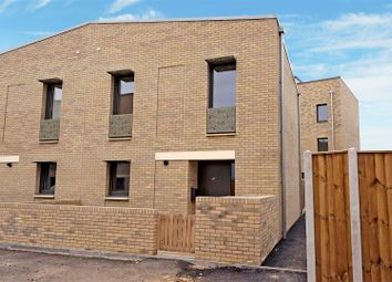 Thumbnail 3 bed terraced house for sale in Wild Apple Close, Norwich