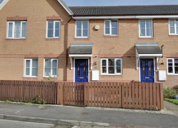 Thumbnail 2 bed terraced house for sale in Salcey Close, Kingswood, Hull