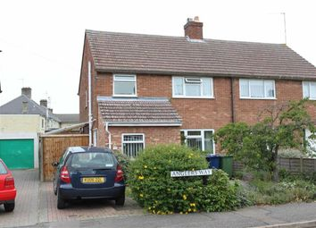 Thumbnail 3 bed semi-detached house to rent in Anglers Way, Cambridge