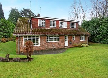 Thumbnail 3 bed detached house for sale in Grayswood Road, Haslemere, Surrey