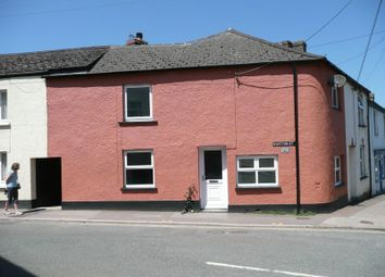 Thumbnail 2 bedroom end terrace house to rent in Barton Street, North Tawton