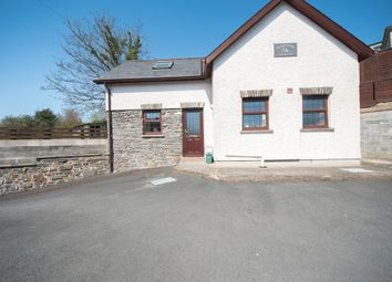 Thumbnail 2 bed barn conversion to rent in Pwllhobi, Llanbadarn Fawr, Aberystwyth