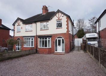 Thumbnail 3 bedroom semi-detached house for sale in Trentham Road, Blurton, Stoke On Trent, Staffordshire