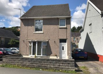 Thumbnail 3 bedroom detached house for sale in Swanfield, Ystalyfera, Swansea