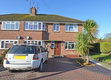 Thumbnail 2 bed flat for sale in Chawton Park Road, Alton, Hampshire