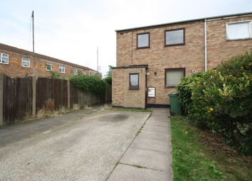 Thumbnail 3 bed end terrace house for sale in Monarch Close, Tilbury