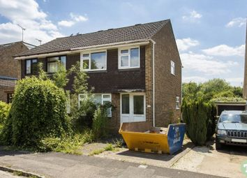 Thumbnail 3 bed semi-detached house for sale in Combewell, Garsington, Oxford