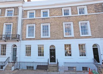Thumbnail 5 bed terraced house to rent in Priory Crescent, Lewes
