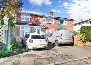Thumbnail Semi-detached house for sale in Mark Street, Reigate, Surrey