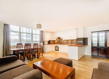 Thumbnail 3 bedroom flat to rent in Uxbridge Road, Ealing Common