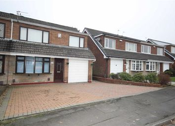Thumbnail 3 bed semi-detached house for sale in Lymefield Drive, Boothstown, Worsley Manchester