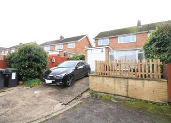 Thumbnail 3 bed semi-detached house to rent in Hawkswood Close, Chilwell, Beeston, Nottingham