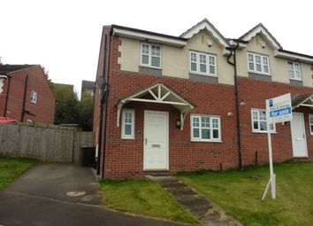 Thumbnail 3 bed semi-detached house for sale in Wharfedale Close, Armley