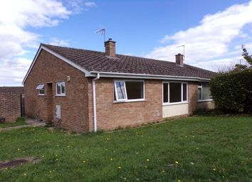 Thumbnail 2 bed bungalow to rent in Winyards View, Crewkerne