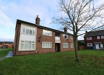 Thumbnail 2 bed flat for sale in Oak Drive, Runcorn, Cheshire