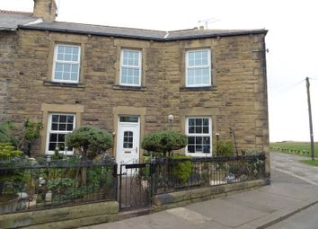 Thumbnail 3 bed end terrace house for sale in Marine Road, Amble, Morpeth