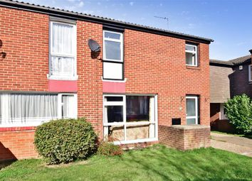 Thumbnail 3 bedroom end terrace house for sale in The Hollies, Gravesend, Kent