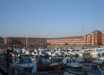 Thumbnail 1 bedroom flat to rent in Victoria Quay, Maritime Quarter, Swansea