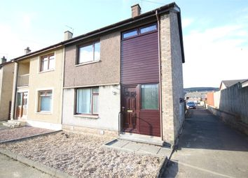 Thumbnail 2 bed semi-detached house for sale in 30 Melrose Gardens, Lochore, Lochgelly, Fife
