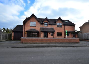 Thumbnail 4 bed detached house for sale in Coatsby Road, Watnall, Nottingham