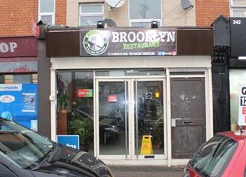 Thumbnail Restaurant/cafe to let in Warwick Road, Birmingham