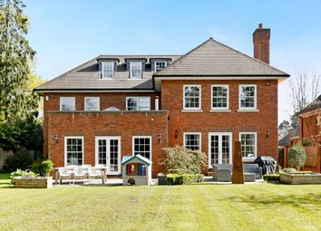 Thumbnail 6 bed detached house to rent in Drews Park, Knotty Green, Beaconsfield