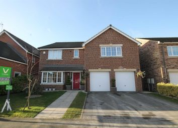 Thumbnail 5 bed detached house for sale in Hawthorn Drive, Willington, Crook