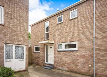 Thumbnail 2 bed end terrace house for sale in St. Johns Way, Thetford