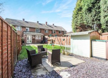 3 Bedrooms Town house for sale in Oak Drive, Alvaston, Derby DE24