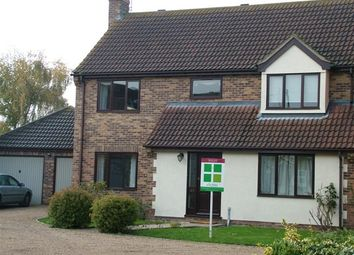 Thumbnail 4 bedroom detached house to rent in Eldo Road, West Row, Bury St. Edmunds